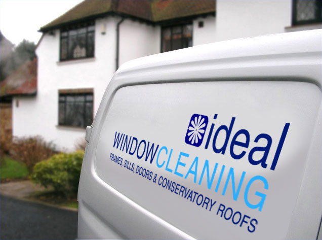 Window Cleaning In Abbots Langley