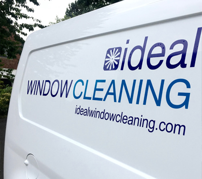 Window cleaning Equipment and training provided